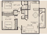 Villagio Tempe Floor Plan Layout