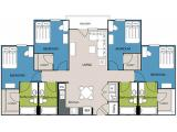 Sol Apartments Tempe Floor Plan Layout