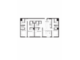 Rise on Apache Tempe Floor Plan Layout