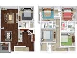The Retreat at Orlando Floor Plan Layout