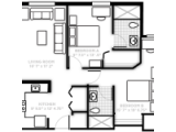 NorthView UCF Housing Oviedo Floor Plan Layout