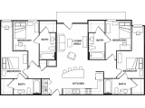 2nd Avenue Centre Gainesville Floor Plan Layout