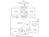 Camden Court Gainesville Floor Plan Layout