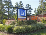 Liv Apartments Gainesville Exterior and Clubhouse