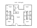 Waterford Place Athens Floor Plan Layout