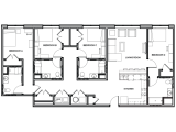 The Mark Athens Floor Plan Layout