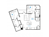Aspen Heights Atlanta Floor Plan Layout