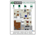 49 North Apartments Charlotte Floor Plan Layout