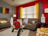 University Suites at Centennial Raleigh Interior and Setup Ideas