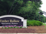 Timber Hollow Apartments Chapel Hill Exterior and Clubhouse
