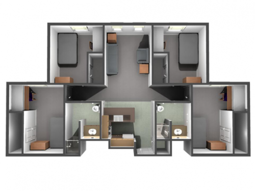 spring garden apartments pictures floor plan layout - Spring Garden Apartments