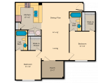 Aspire 349 Wilmington Floor Plan Layout