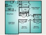The Reserve at Forest Hills and Annexe at The Reserve Wilmington Floor Plan Layout