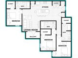 Progress 910 Wilmington Floor Plan Layout