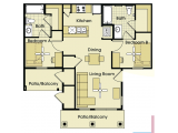 Parkway Place College Station Floor Plan Layout
