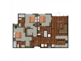 Northpoint Crossing College Station Floor Plan Layout