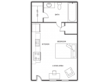 Vistas San Marcos  Floor Plan Layout