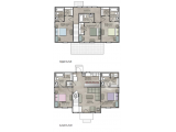 Capstone Cottages Lubbock Floor Plan Layout