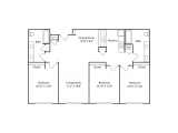 Warehouse and Factory Apartments at Northgate College Station Floor Plan Layout