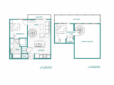 Pointe San Marcos  Floor Plan Layout