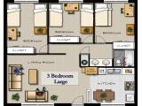 King Henry Apartments Provo Floor Plan Layout