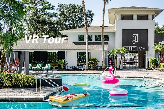 The Ivy Tampa video tour cover