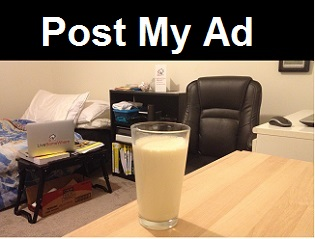 post my awesome ad